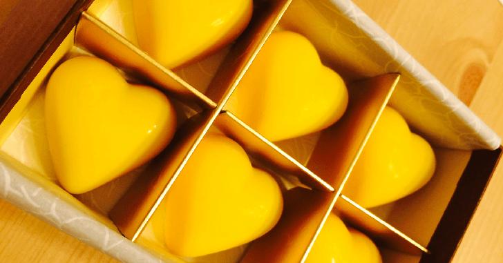 【レシピ】パッションフルーツ×ホワイトチョコレートのボンボンショコラ作り方