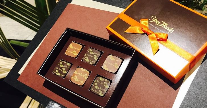 イヴ・チュリエスはどこで買える?日本未進出ショコラティエの感想&購入情報